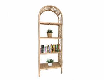 Jane I Rattan Bookshelf