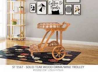Walter Drink & Wine Trolley