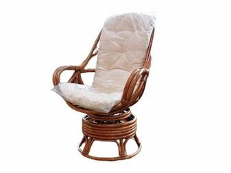 David Swivel & Rocking Chair