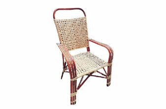 Victor Rattan Chair