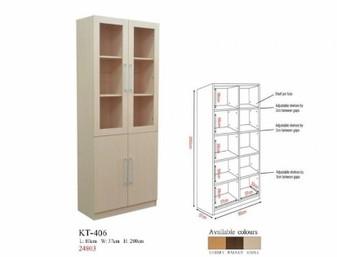 Adam I Book Cabinet