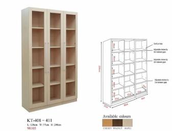 Adam V Book Cabinet
