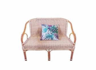 Duo Rattan Chair