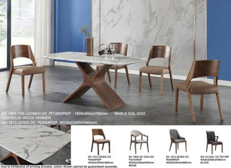Xavier Dining Table