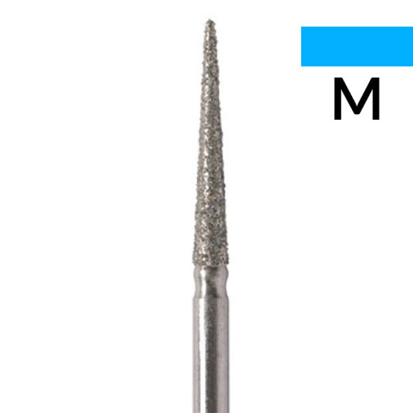 Pointed Cone (needle) Diamond Bur - 5/pack (859/12)