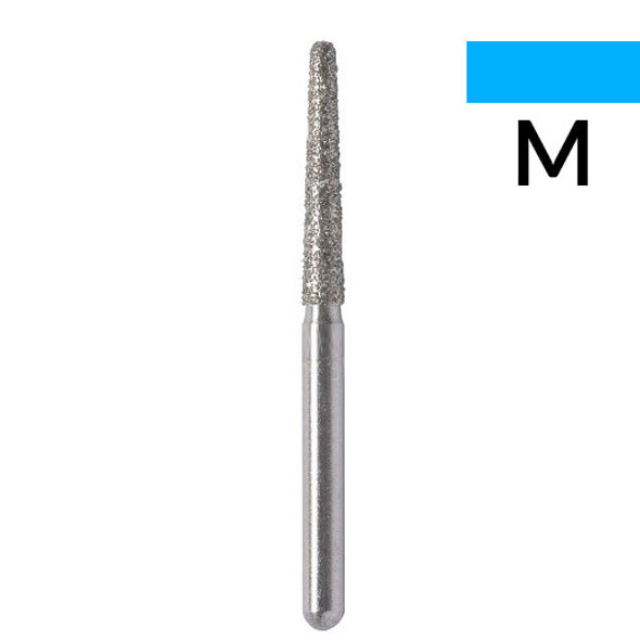 016 - Round end taper (Chamfer) Diamond Bur - 5/pack