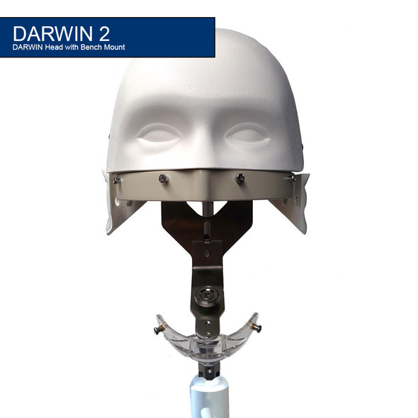 DARWIN 2 head with bench mount
