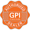 GPI Anatomical Authorized Distributor