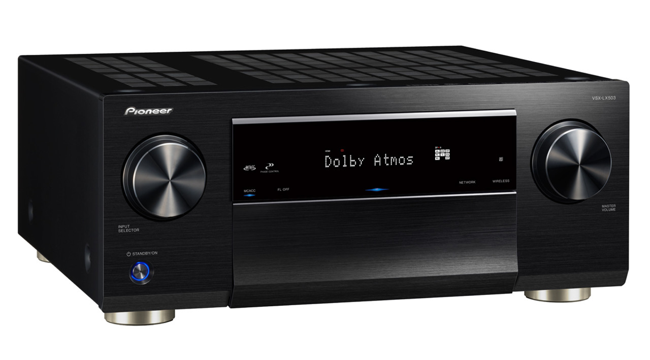 Pioneer VSX-LX503 9 2 Channel AV Receiver