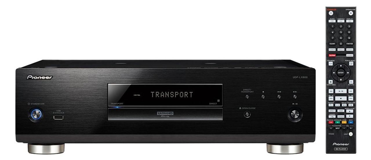 Pioneer UDP-LX800 Flagship Universal Disc Player - HTEC