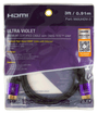 SCP UV Premium Certified HDMI Cable