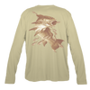 Redfish Men's Long-Sleeve Solar Performance Shirt