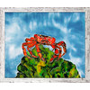 Crabby Resin Print