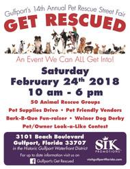 Get Rescued | Blog Post | Artist Inspired | Live Free Ink