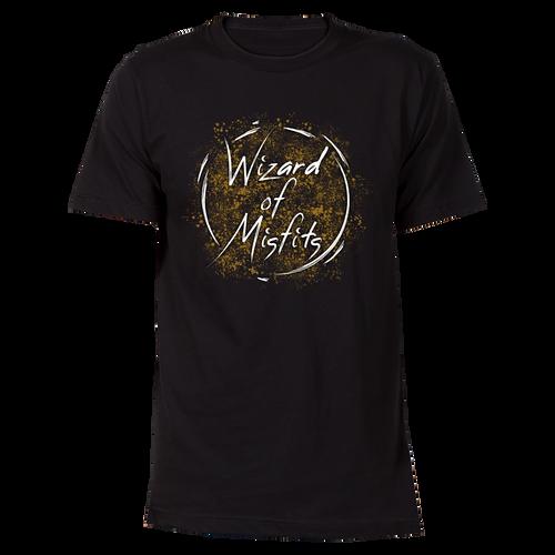 Wizard of Misfits Cotton T-Shirt