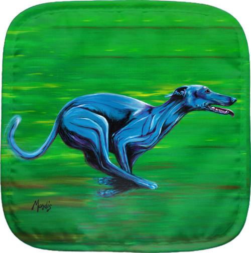 Greyhound Potholder