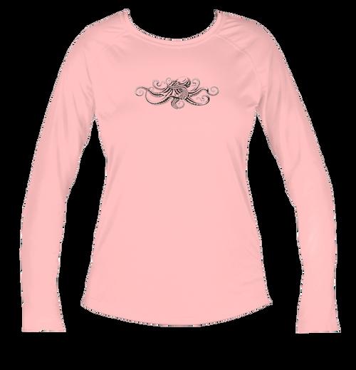 Octopus Women's Long-Sleeve Solar Performance Shirt