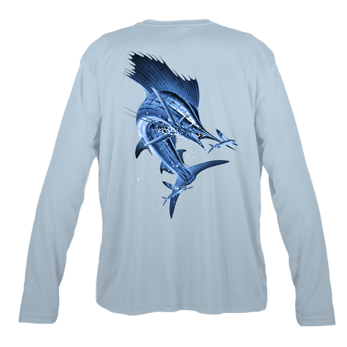 Sailfish Men's Long-Sleeve Solar Performance Shirt
