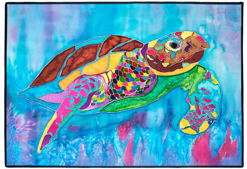 Turtle Time Mat