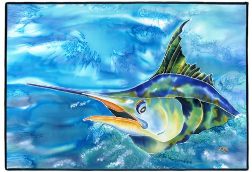Splash the Marlin Mat