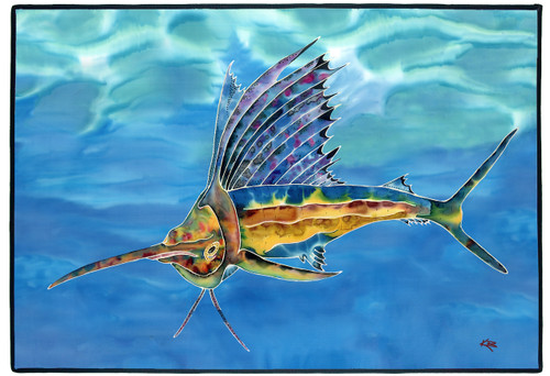 Sailfish Mat