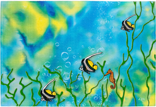 Tropical Reef Placemat