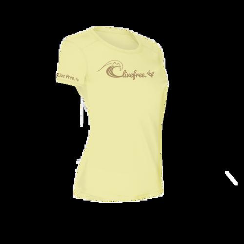 Sunset Palms Women's Short-Sleeve Solar Performance Shirt