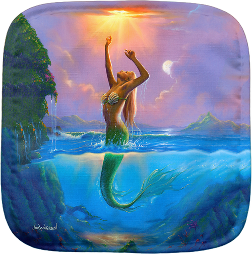 Mermaid Potholder