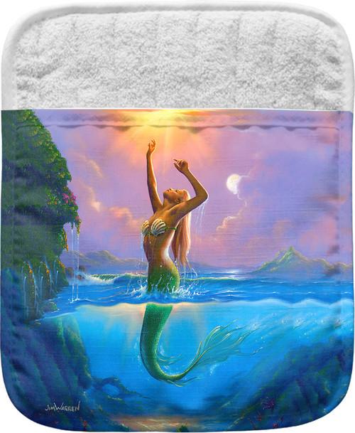 Mermaid Pocket Mitt