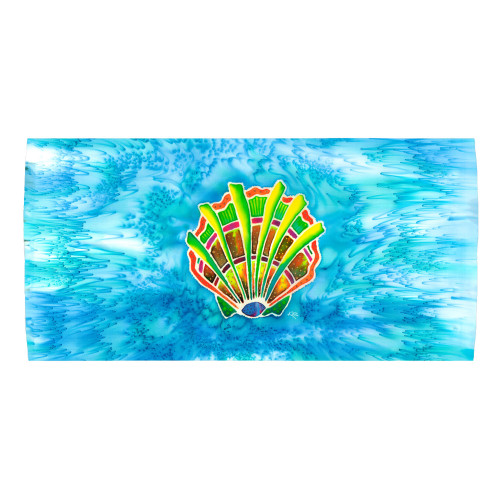 Shell Bath & Beach Towel