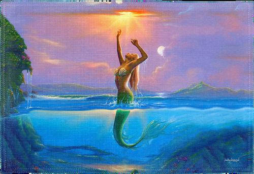 Mermaid Placemat