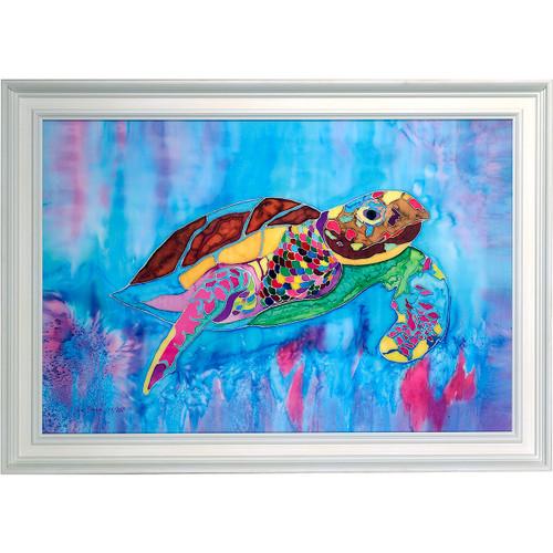 Turtle Time Resin Print
