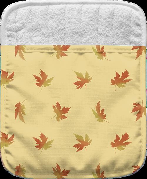Fall Leaves Pocket Mitt