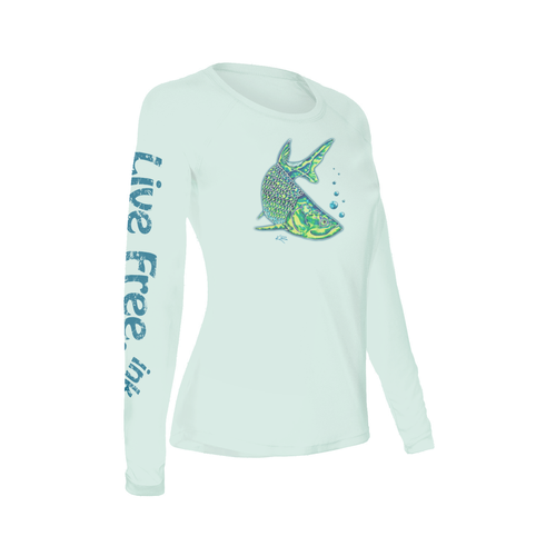 Tarpon Women's Long-Sleeve Solar Performance Shirt