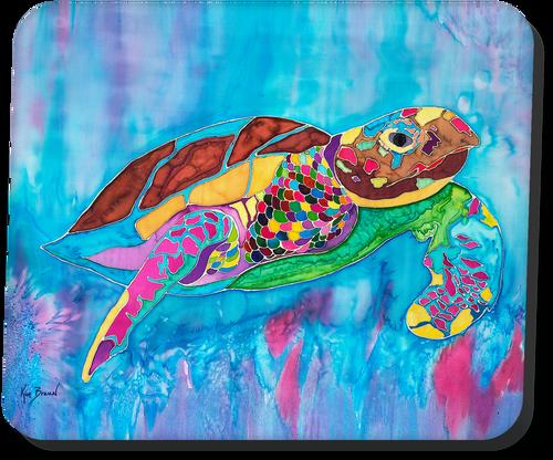 Turtle Time Mousepad