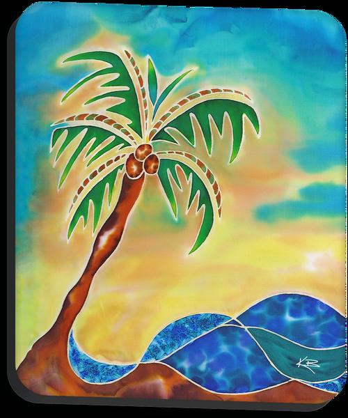 Palm Island Mousepad