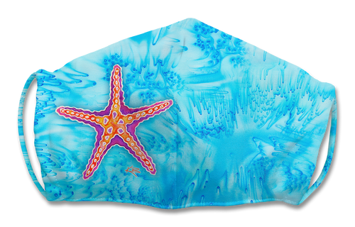 Adjustable Starfish Face Mask