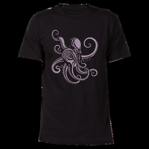 Octopus Cotton T-Shirt