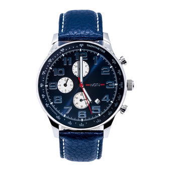 20 Series- Navy Blue Dial with Blue Strap
