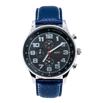20 Series- Black Dial with Blue Strap