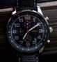 20 Series- All Black Dial with Black Strap