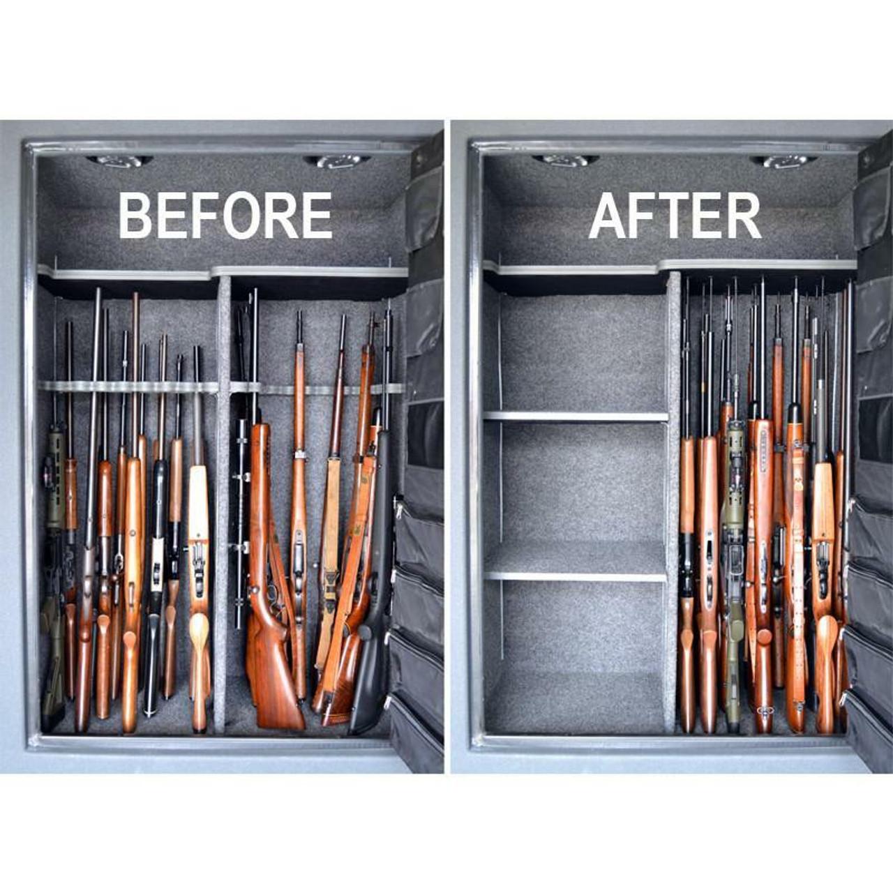 Gun Safe fitout