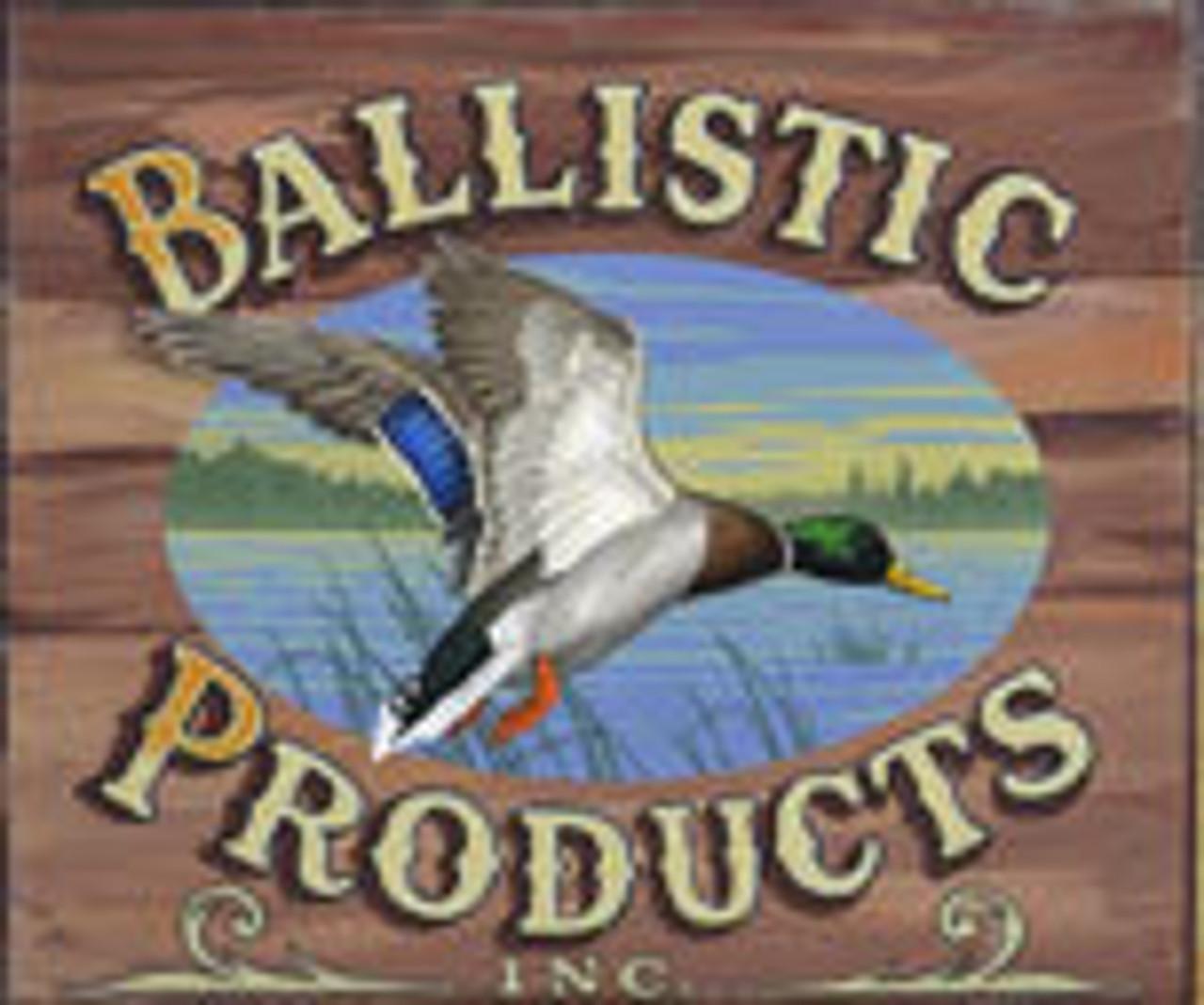 Ballistics Products