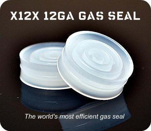 X12X Symmetrical Gas Seal