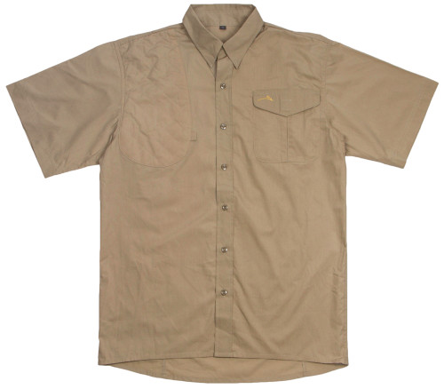 Wild Hare Button Up Short Sleeve Shooting Shirt