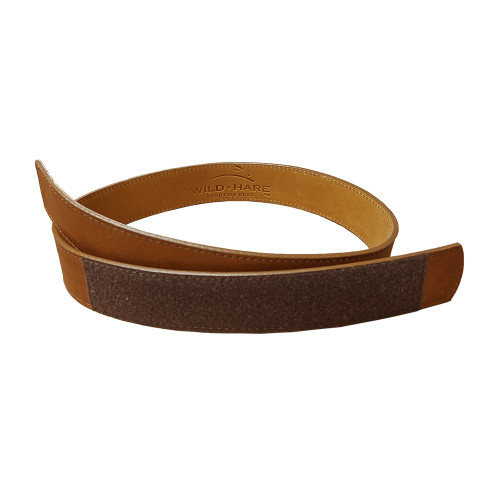 Buckle-less Leather Belt