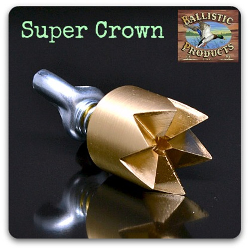 BP Super Crown Crimp Starter-Six/10ga-16ga