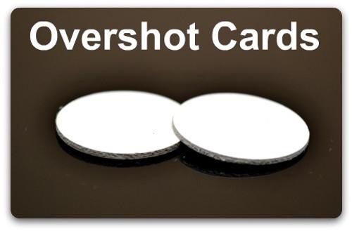 Overshot Cards-12ga