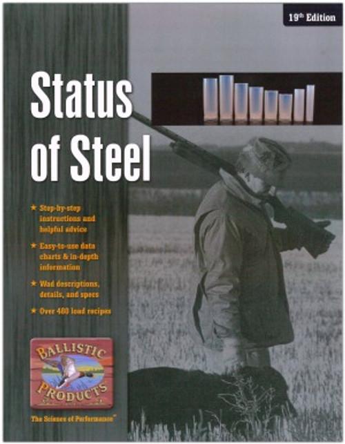 Status of Steel  Manual
