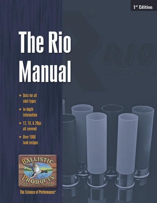 Rio Reloading Manual